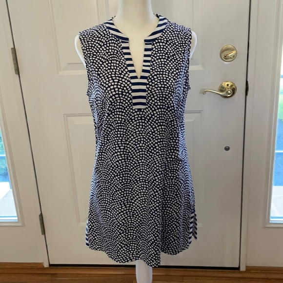 J. McLaughlin Mini-dress In Catalina cloth - M